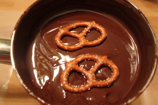 Twist Chocolate Covered Pretzels