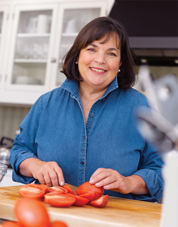 why ina garten is the real queen