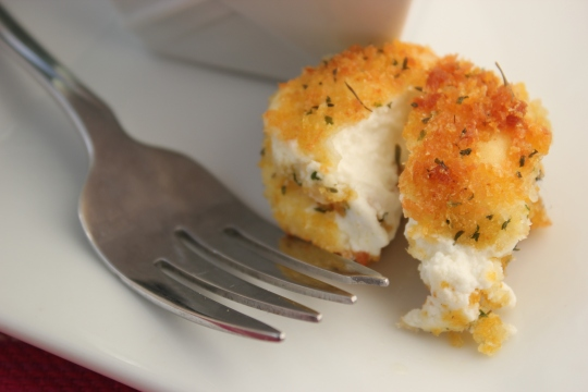 Fried Goat Cheese Balls