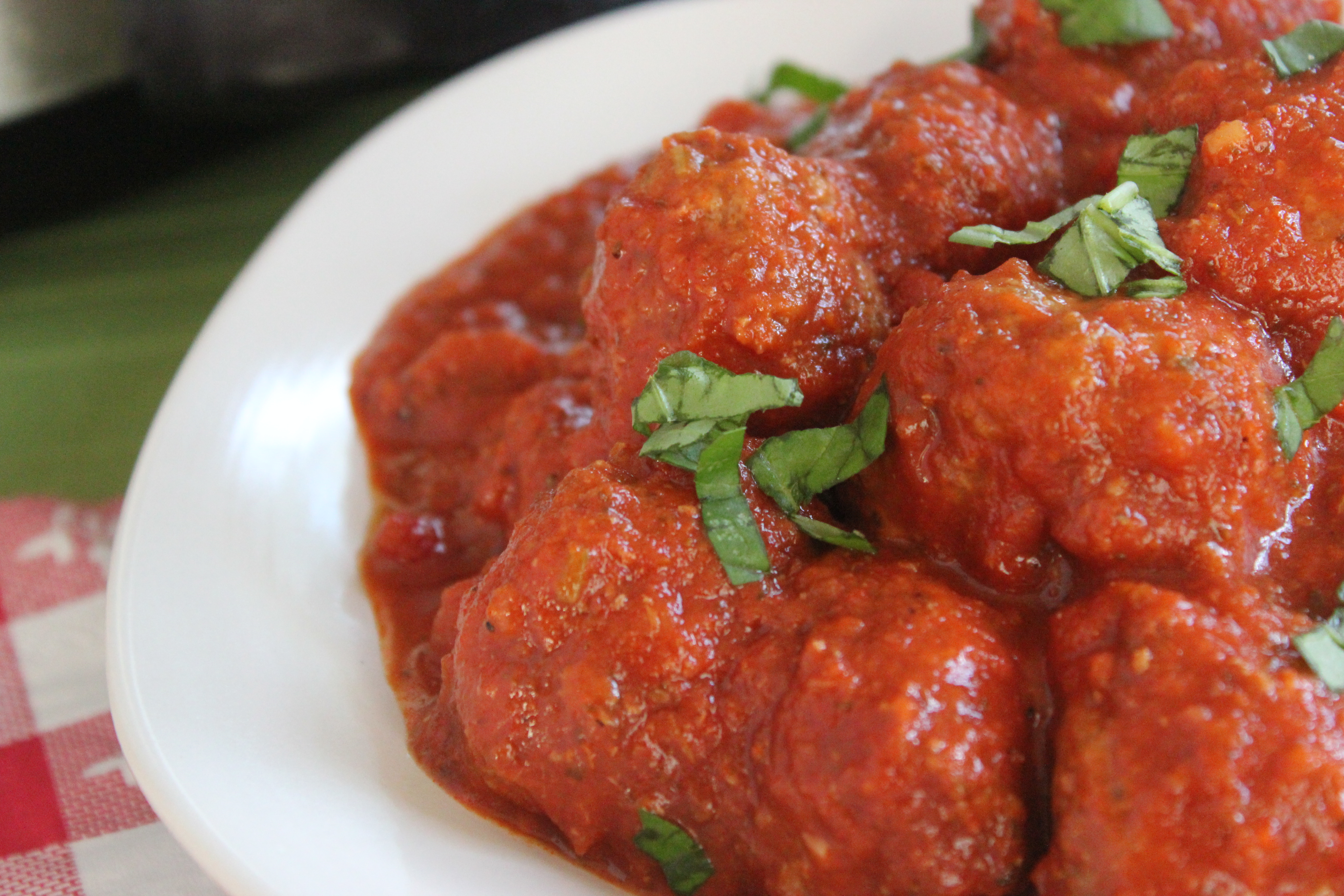how to make meatball sauce thicker