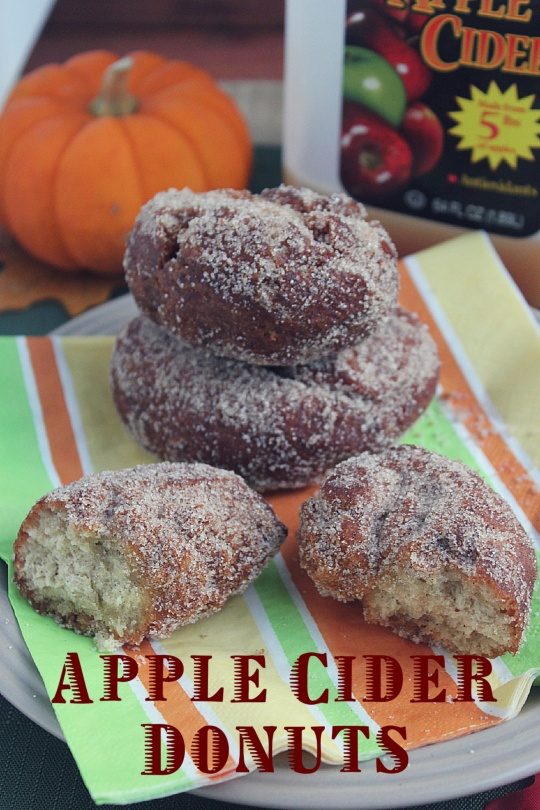 Apple Cider Donut