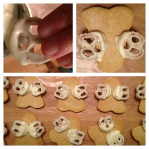 Angel Sugar Cookies